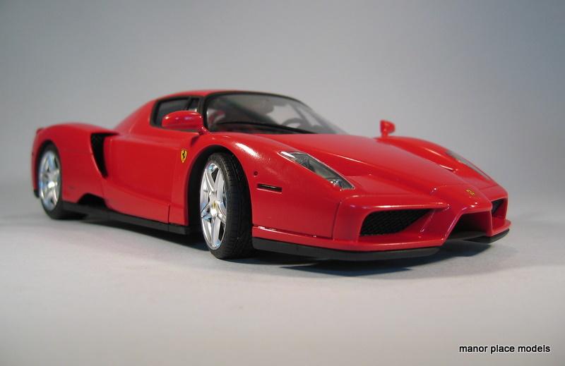 Manor Place Models Fujimi 1 24 Enzo Ferrari